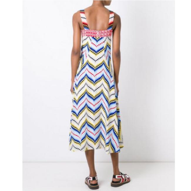 Multicolor Maxi Dress by Kenzo Image 2