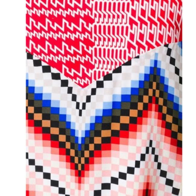 Multicolor Maxi Dress by Kenzo Image 4