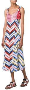 Multicolor Maxi Dress by Kenzo