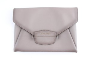 bf54f66a84 Givenchy grey Clutch. Givenchy Women's 'antigona' Envelope Grey Leather  Clutch
