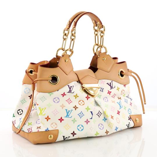 Louis Vuitton Handbag Tote in white Image 2