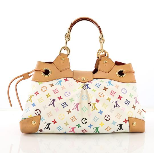 Louis Vuitton Handbag Tote in white Image 3