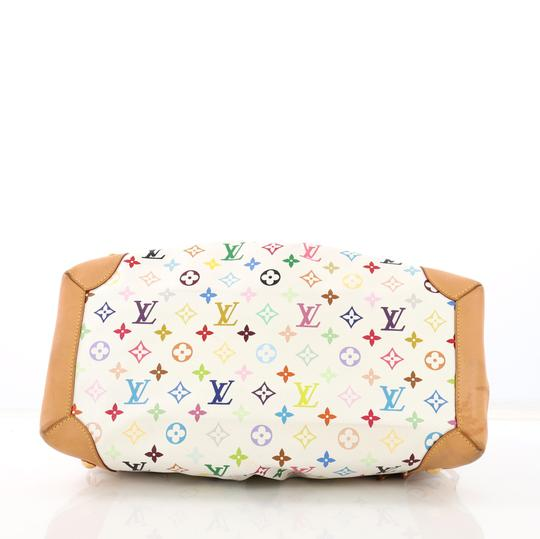 Louis Vuitton Handbag Tote in white Image 4