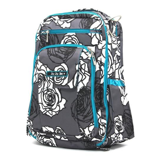 Preload https://img-static.tradesy.com/item/24814842/roses-backpack-with-changing-pad-charcoal-white-and-blue-diaper-bag-0-0-540-540.jpg