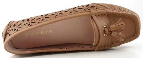 Taryn Rose Driver Loafers Wheat Flats Image 3