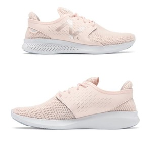 fa7f26c81c5 Pink New Balance Sneakers Up to 90% off at Tradesy