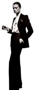 Saint Laurent Rive Gouche 'Le Smoking' ladies tuxedo
