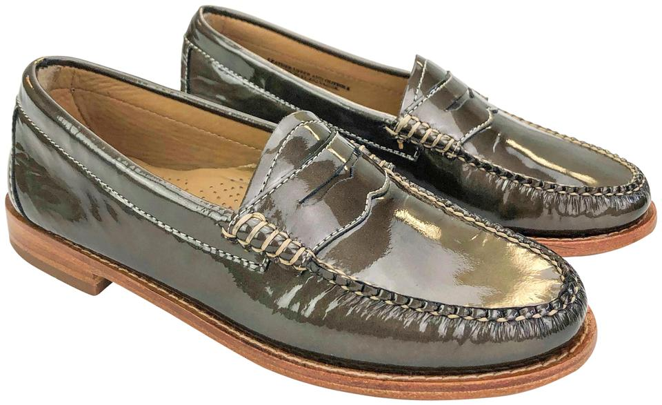 fdc11fa4248 G.H. Bass   Co. Bronze Whitney Penny Loafer Flats Size US 6 Regular ...