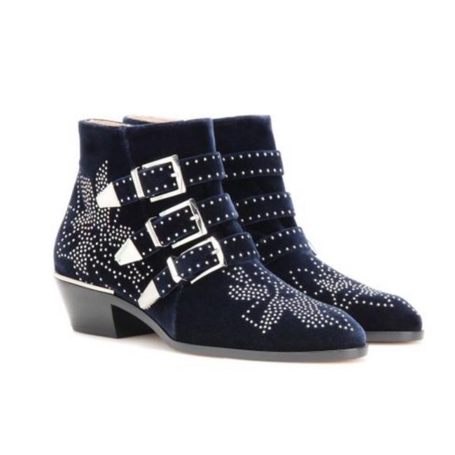 Item - Blue Susanna Boots/Booties Size US 6 Regular (M, B)