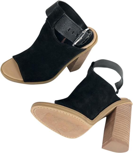 Marc Fisher Black Sandals Size US 5.5 Regular (M, B) Marc Fisher Black Sandals Size US 5.5 Regular (M, B) Image 1