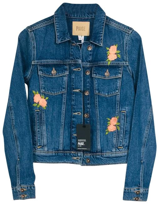 Item - Indigo Rosemont Patch Rowan Jacket Size 2 (XS)
