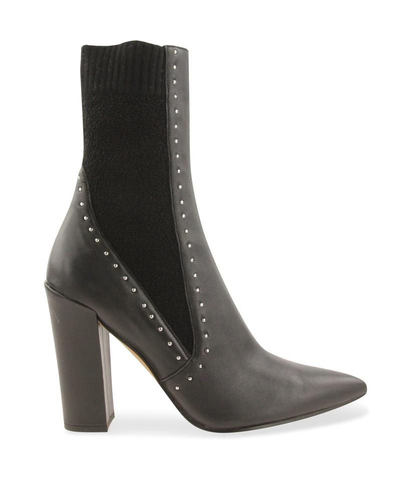 b348d682328 Black Echo Ankle Boots/Booties