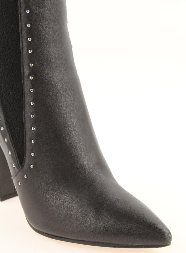bc0fbd0aad0720 Dolce Vita Black Echo Ankle Boots Booties Size US 8.5 Regular (M