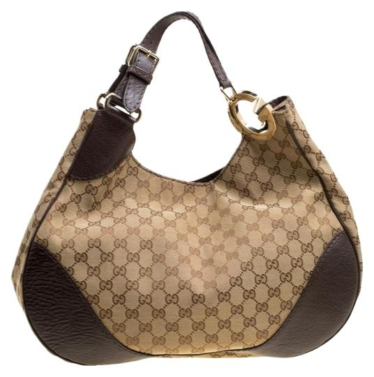 Preload https://img-static.tradesy.com/item/24818567/gucci-beigebrown-gg-canvas-and-charlotte-beige-leather-hobo-bag-0-1-540-540.jpg