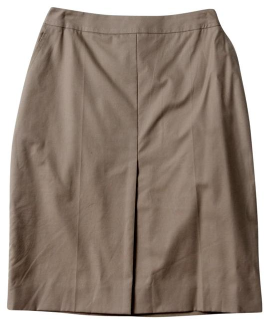 Item - Taupe Pencil Skirt Size 8 (M, 29, 30)