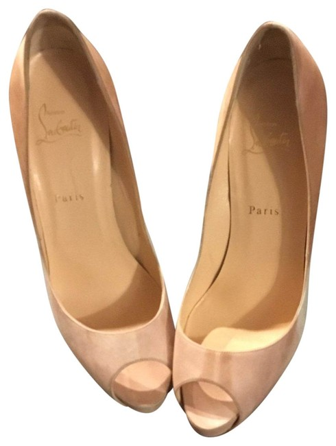 Item - Pink/Tan Very Prive Pumps Size US 11.5 Narrow (Aa, N)