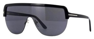 Tom Ford FT0560-01A Unisex Shield Sunglasses