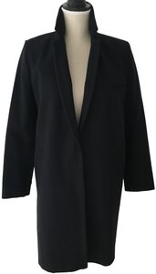 American Vintage Wool Oversized Trench Coat