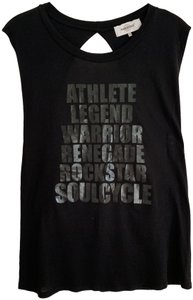SoulCycle SoulCycle Mantra Open Back Tank Top