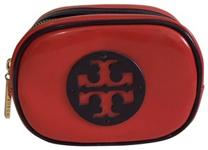 Tory Burch Red/Black Travel Bag