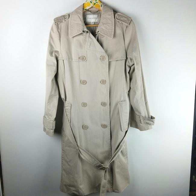 Item - Tan Coat Size 16 (XL, Plus 0x)