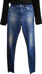 AG Adriano Goldschmied High Skinny Jeans-Light Wash