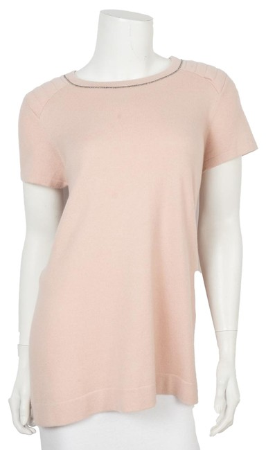 Item - Cashmere X-large Pink Sweater