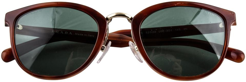 a76bc6f28 Prada Brown Spr 22s Sunglasses - Tradesy