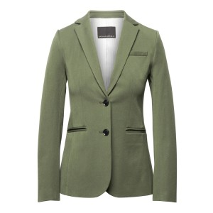 Banana Republic New With Tags Tailored Br Flight Green Blazer