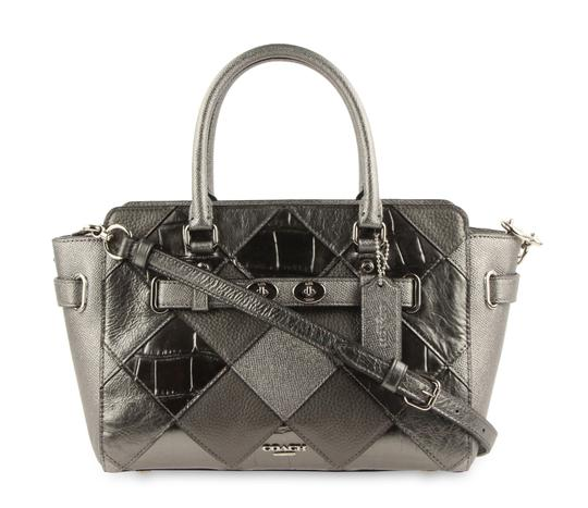 Preload https://img-static.tradesy.com/item/24822208/coach-carryall-25-patchwork-silver-leather-satchel-0-2-540-540.jpg