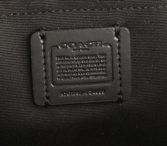Coach Satchel in Silver Image 10