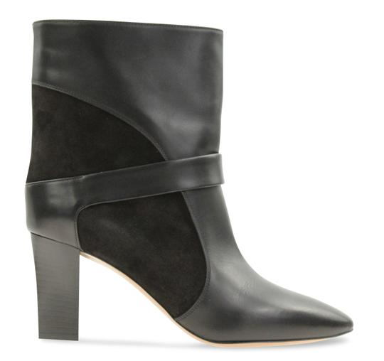 Preload https://img-static.tradesy.com/item/24823444/chloe-black-leather-and-suede-ankle-bootsbooties-size-eu-39-approx-us-9-regular-m-b-0-2-540-540.jpg