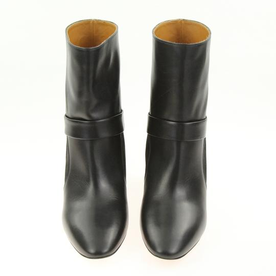 Chloé Leather Suede Black Boots Image 4
