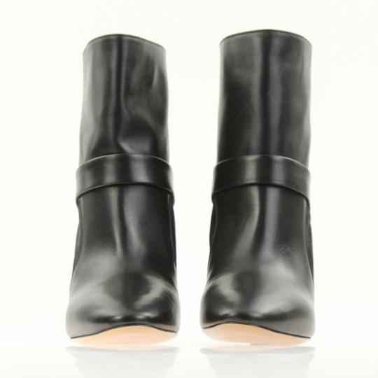 Chloé Leather Suede Black Boots Image 5