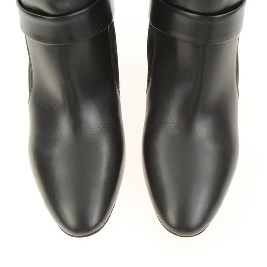 Chloé Leather Suede Black Boots Image 6