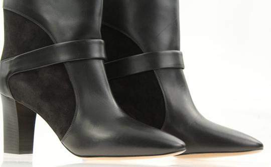 Chloé Leather Suede Black Boots Image 7