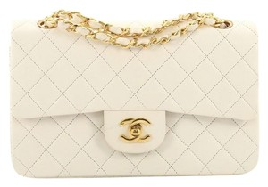 00f585c816c8 White Chanel Bags - Up to 90% off at Tradesy (Page 2)