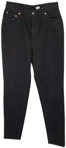 Levi's High-waist Tapered Momjeans Straight Leg Jeans
