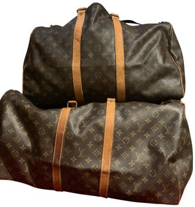 315f72a94 Louis Vuitton Keepall 50&55 Bundle Weekend/Travel Bag - Tradesy