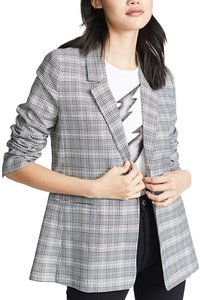 ANINE BING grey/black Blazer