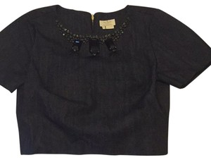 Kate Spade Top blue denim