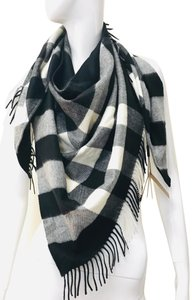 Burberry The Burberry Bandana in Check Cashmere