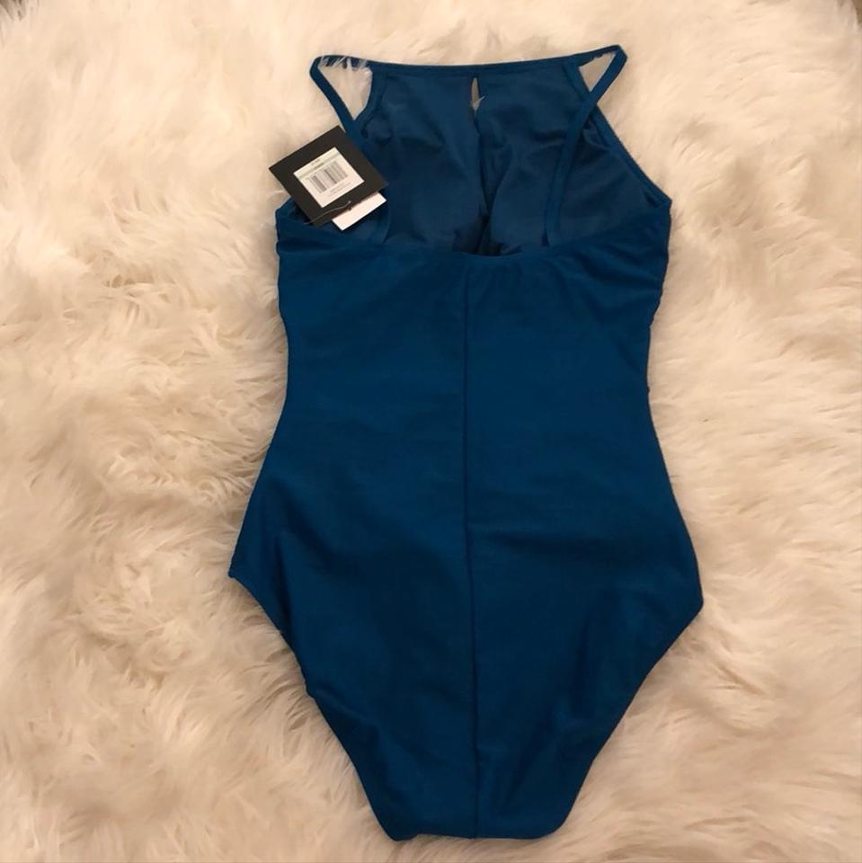 a0384f77acb8f Ellen Tracy In Indie One-piece Bathing Suit Size 8 (M) - Tradesy