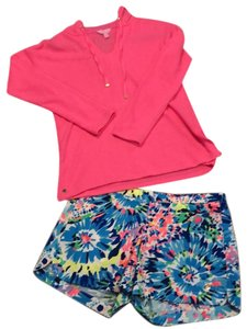 Lilly Pulitzer Dress Shorts pink and multi