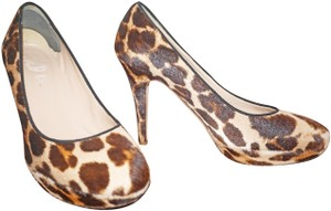 J.Crew Calf Made In Italy Vintage Sexy Leopard Pumps