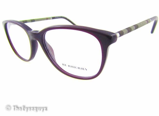 Item - Purple B 2112 Retro 1950's Style Cat Eye Lightweight with Print Sunglasses