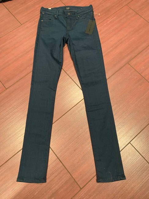 Citizens of Humanity Ultra Low Rise Skinny Jeans
