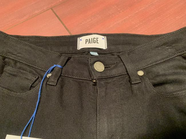 Paige Ultra Mid Rise Skinny Jeans