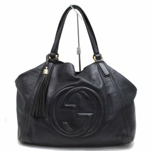 cf2d7f37e16d Gucci Soho Convertible Small Taupe Leather Shoulder Bag - Tradesy