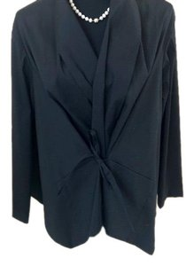 Lafayette 148 New York Top black